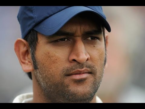 Mahendra Singh Dhoni Announces Shock Retirement From Tests