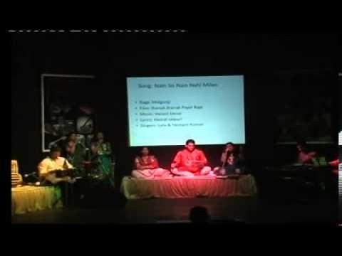 Nain So Nain Nahin Milao Dr Rahul Joshi & Sarita Rajesh Bhairav...