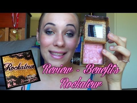 Review - Benefit's Rockateur