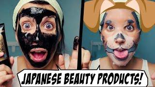 Strani prodotti di bellezza giapponesi | Matcha Latte