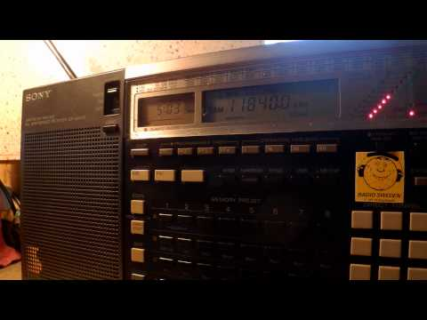 13 06 2015 Radio Habana Cuba in Spanish to SoAm, unscheduled broadcast 0502 on 11840 Quivican
