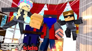 Download Minecraft SPY KIDS #3 - SECRET MISSION TO SAVE THE AMERICAN PRESIDENT DONALD TRUMP!! Donny & Leah 3Gp Mp4
