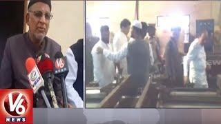 Dy CM Mahmood Ali Inaugurates Dilip Textile Company In Vikarabad