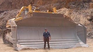 World Dangerous Bulldozer Operator Skill - Biggest Heavy Equipment Machines Working