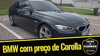 BMW 328i 2015 // Caçador de Carros