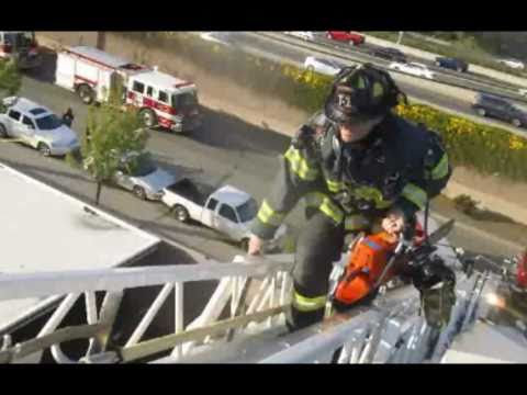 2nd Alarm Apartment Fire, 1 Newell Ct. EPA, April 28th, 2011