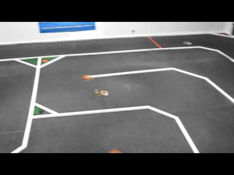 360 Raceway - New Layout for 2011 and BC Indoor Championship