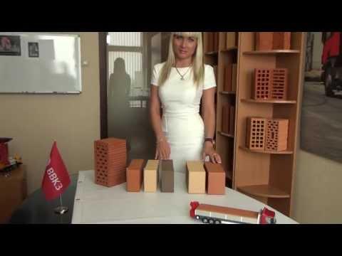 Видео как выбрать кирпич