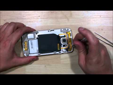 Samsung Galaxy S6 Edge Screen Replacement - Disassembly