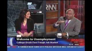 Welcome to Unemployment: College Grads Face Tough Job Market