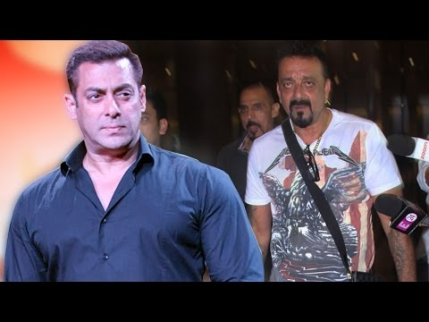 Angry Sanjay Dutt Lashes Out At Media For Creating Controversy Between Him And Salman Khan