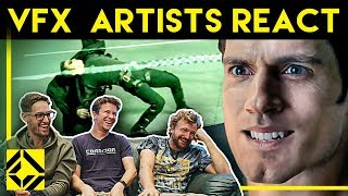 VFX Artists React to Bad & Great CGi 3