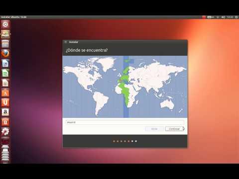Tuto: Cómo instalar Ubuntu 13.04 paso a paso junto a Windows 8