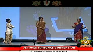 JET Convention Orlando FL May 2014 - Hayagreeva Vaibhavam Skit