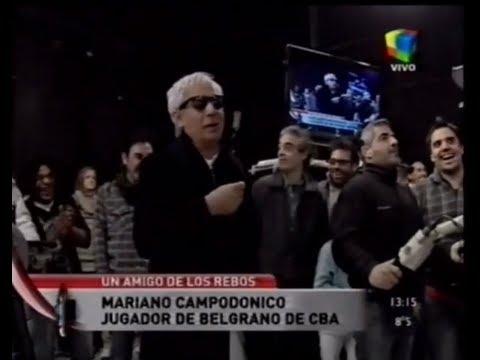 Sin Codificar 2011: Los Rebos 3 7 2011
