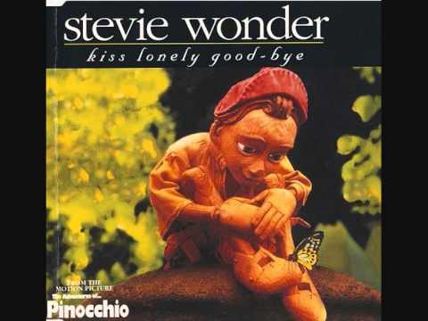Stevie Wonder - Kiss Lonely Goodbye - Orchestra version