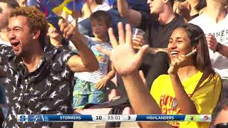 ROUND 15: Stormers v Highlanders, DHL Newlands, Cape Town
