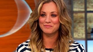 Kaley Cuoco-Sweeting on success of