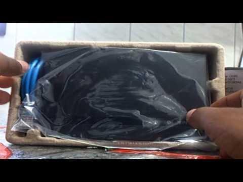 Unboxing - Roteador Sem Fio D-Link DIR-610N