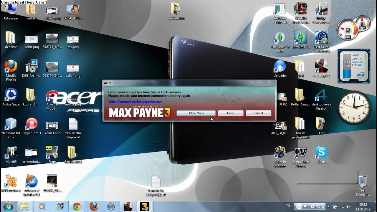 Max Payne 3 Torrent Kurulumu + CRACK + UPDATES - game.ailesiyiz.biz фильм м
