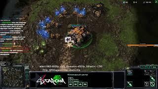 Starcraft 2 | BratOK | Турнир Q(._.Q)