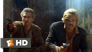 Butch Cassidy and the Sundance Kid (1969) - Blaze of Glory Scene (5/5) | Movieclips