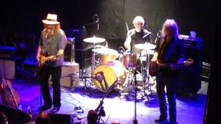 """How'm I Gonna Find You Now"" James McMurtry @ Bowery Ballroom,NYC 4-18-2015"