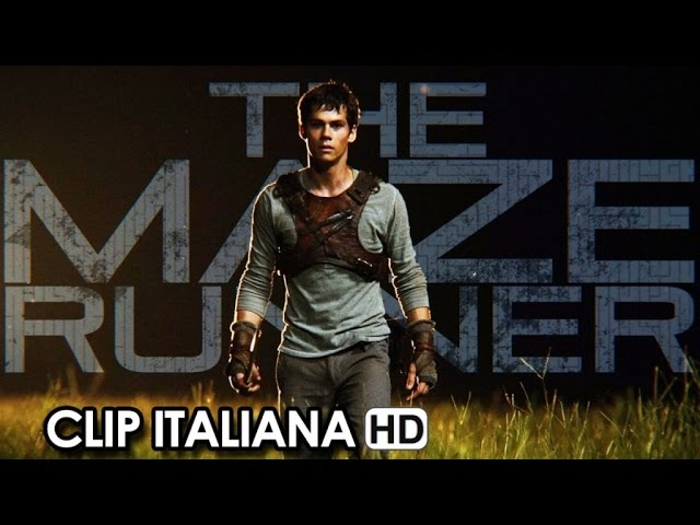 Maze Runner - Il labirinto Clip Ufficiale Italiana 'Fight' (2014) - Thomas Sangster Movie HD