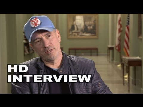 White House Down: Director Roland Emmerich On Set Interview