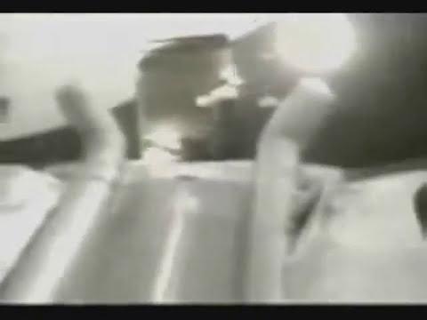 Avión quemandose y grabado desde el interior