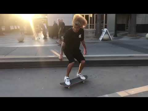 Skate highlights from my camera roll over the summer