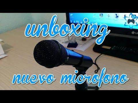 [UNBOXING] MICROFONO QOOPRO ALTO RENDIMIENTO
