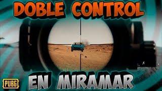 DOBLE CONTROL + DOBLE SALVADA - DUO - PLAYERUNKNOWN'S BATTLEGROUNDS (PUBG) - Carranco