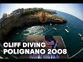 Red Bull Cliff Diving Polignano 2008 - Highlights Video