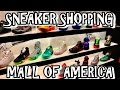 SNEAKER SHOPPING AT THE MALL OF AMERICA thumbnail