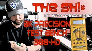 The Sh!# My Wife Brings Home - BK Precision Test Bench 388-hd #4