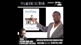 Afemo Omilami: True Detective Every Sunday at 9PM on HBO