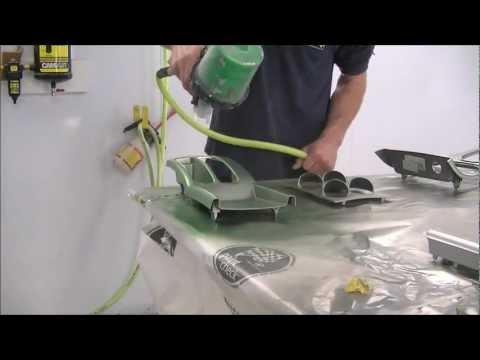 how to spray camaro synergy green candy tri coat. Black Bedroom Furniture Sets. Home Design Ideas