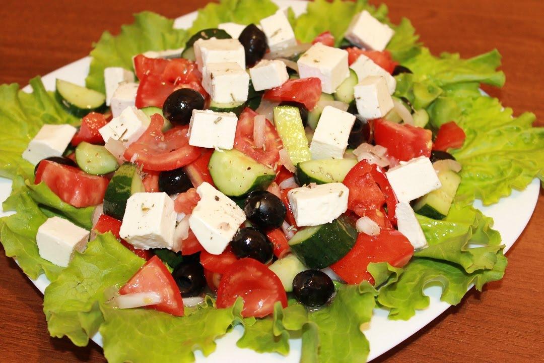 Вкусные салаты летние на день рождения и рецептами 76