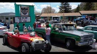 Car Show in Raton, NM - Raton Pass Motor Inn