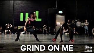 WilldaBeast & CJ Salvador - Grind On Me - Pretty Ricky   Choreography