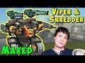 Viper Shredder KILLER COMBO Natasha Mk2 Lockdown Corrosion War Robots WR mp3