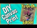 DIY Canvas Print | Yu-Gi-Oh Vol. 1 MP3