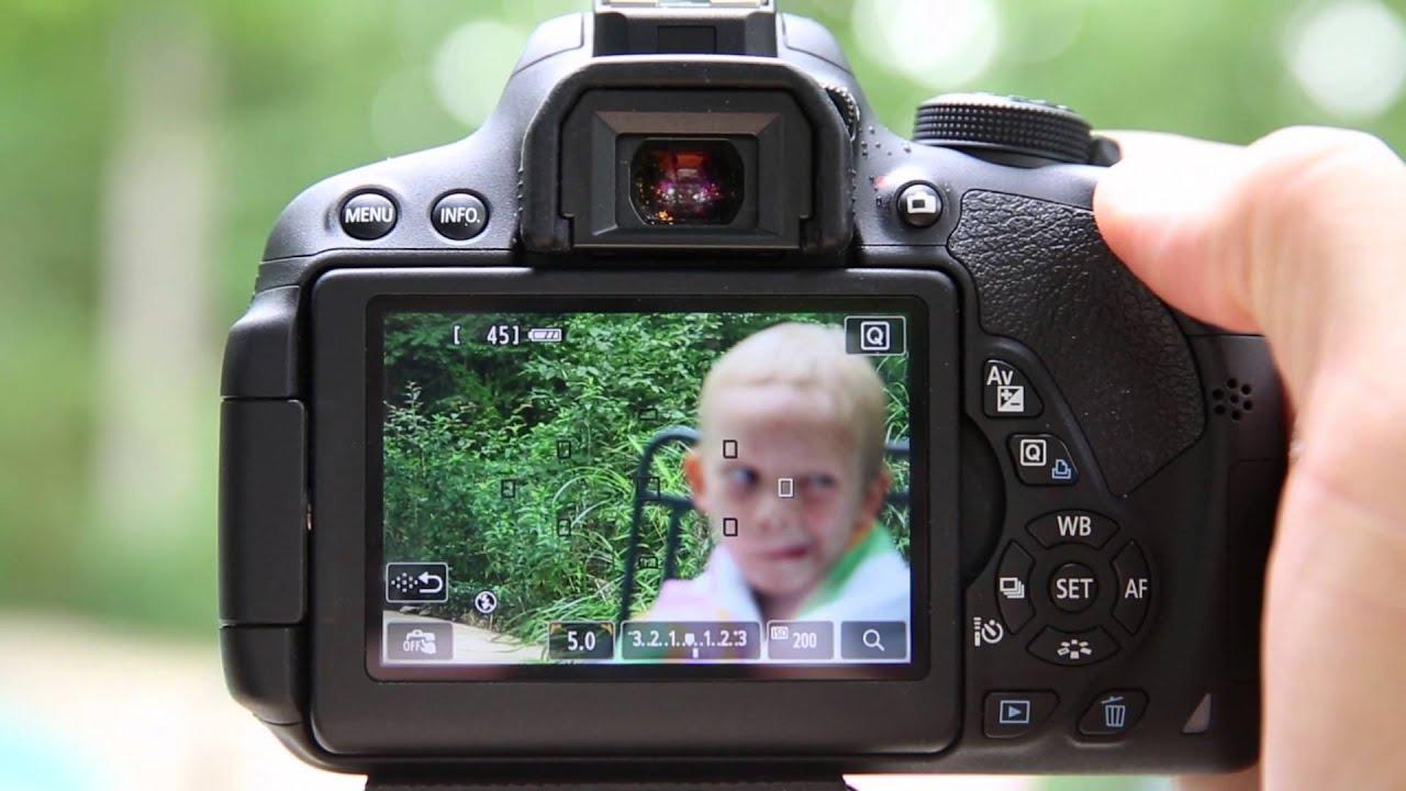 Canon 70D T4i T5i Portrait Tips With Kit Lens18 135 STM