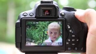 Canon 70D, T4i, T5i Portrait Tips with Kit Lens(18-135 STM)