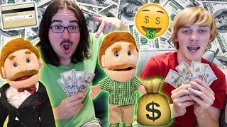 Giving $1,000 To Real-Life Mr.Goodman! (Mario Maker Winner)