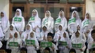 Mars Santri Nusantara - Ayo Mondok (COVER by PP.AL-QUR'ANIY AZZAYADI SURAKARTA) #GUS KARIM