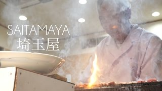 Saitamaya: The Master of Grilled Meat