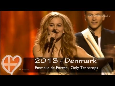 Eurovision All Winners 2000-2013 (HQ & HD) klip izle