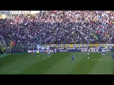 Parma Vs JUVENTUS  1° Tempo